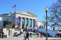 Chicago's Shedd aquarium Royalty Free Stock Photo