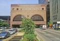 The Chicago Stock Exchange, Chicago, Illinois Royalty Free Stock Photo