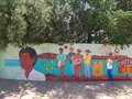 Chicano Power Mural Protesting The Vietnam War & Injustice