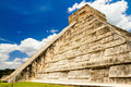 Chichen itza chicnen archaeological site Royalty Free Stock Image
