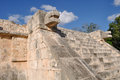 Chichen itza mayan ruins in mexico Royalty Free Stock Photography