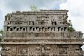 Chichen itza mayan ruins at yucatan peninsula mexico Royalty Free Stock Photo