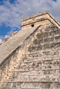 Chichen Itza in Mexico Stock Images
