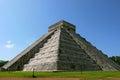 Chichen Itza, MEXICO. Royalty Free Stock Photo
