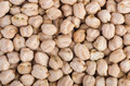 Chick peas abstract background of Royalty Free Stock Photos