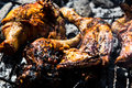 Chicken barbacue Royalty Free Stock Photo