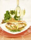 Chicken breasts Royalty Free Stock Photos