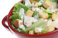 Chicken Caesar Salad Royalty Free Stock Images