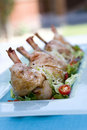 Chicken drumsticks Royalty Free Stock Photos