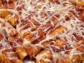 Chicken Enchiladas Stock Photo