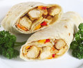 Chicken fajitas Stock Photography
