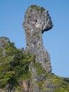 Chicken Island in Krabi, Thailand Royalty Free Stock Image