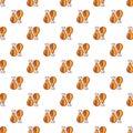 Chicken legs pattern seamless