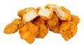 Chicken Nugget Bites Royalty Free Stock Photo