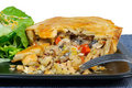 Chicken Pot-Pie Royalty Free Stock Image