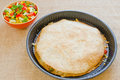 Chicken Quesadillas with  Cheese Royalty Free Stock Photography