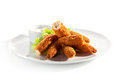 Chicken Sticks Royalty Free Stock Photo