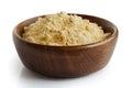 Chickpea flour.