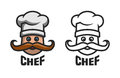 Chief logo, two options.