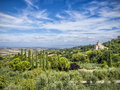 Chiesa di san biagio image of chesa near montepulciano tuscany italy Stock Photos