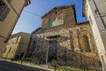 Chiesa di San Cristoforo, Lodi, Italy Royalty Free Stock Photo