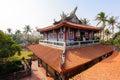 Chihkan Tower in Tainan, Taiwan Royalty Free Stock Photo