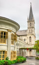 CHIJMES Hall, previously Convent of the Holy Infant Jesus - Singapore Royalty Free Stock Photo