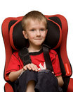 Child on board Royalty Free Stock Photography