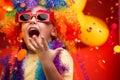 Child Carnival - Brazil
