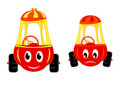 Child cars Royalty Free Stock Photography