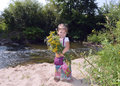 Child fun summer n green landscape childhood children adorable happy baby kid cute little nature outdoors young autumn toddler wat