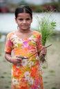 Child labour Stock Photo
