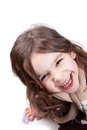 Royalty Free Stock Photo Child laughing