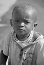 Child living in town of bangani namibie october unidentified on october namibia about per cent households are Stock Photo