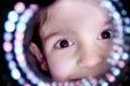 image photo : Beautiful eyes