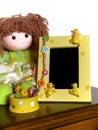 Child Photo Frame Stock Photos