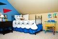 Child's Bedroom Royalty Free Stock Photo