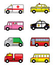 Child Toy Vehicles Royalty Free Stock Photo