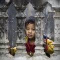 Child Vietnam 1 Royalty Free Stock Photo