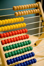 Children abacus Royalty Free Stock Photo