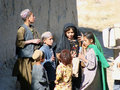 Children in Afghanistan Stock Photos