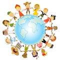 Children earth day