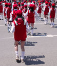 Children fanfare Stock Photography