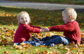 Children holding hands Royalty Free Stock Photos