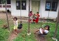 stock image of  CHILDREN IN INDONESIA
