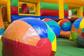 Children play center Royalty Free Stock Photo