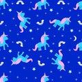 Children`s seamless pattern