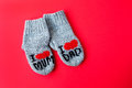 Children's socks Stock Photography