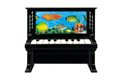 Children's toy piano Royalty Free Stock Images