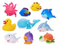 Children's toys for water Royalty Free Stock Photo